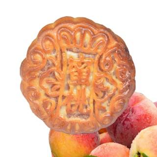 低糖水果月饼400克散装