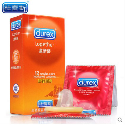 杜蕾斯避孕套12只装