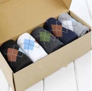 盒装袜子一盒