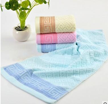 纯棉吸水毛巾