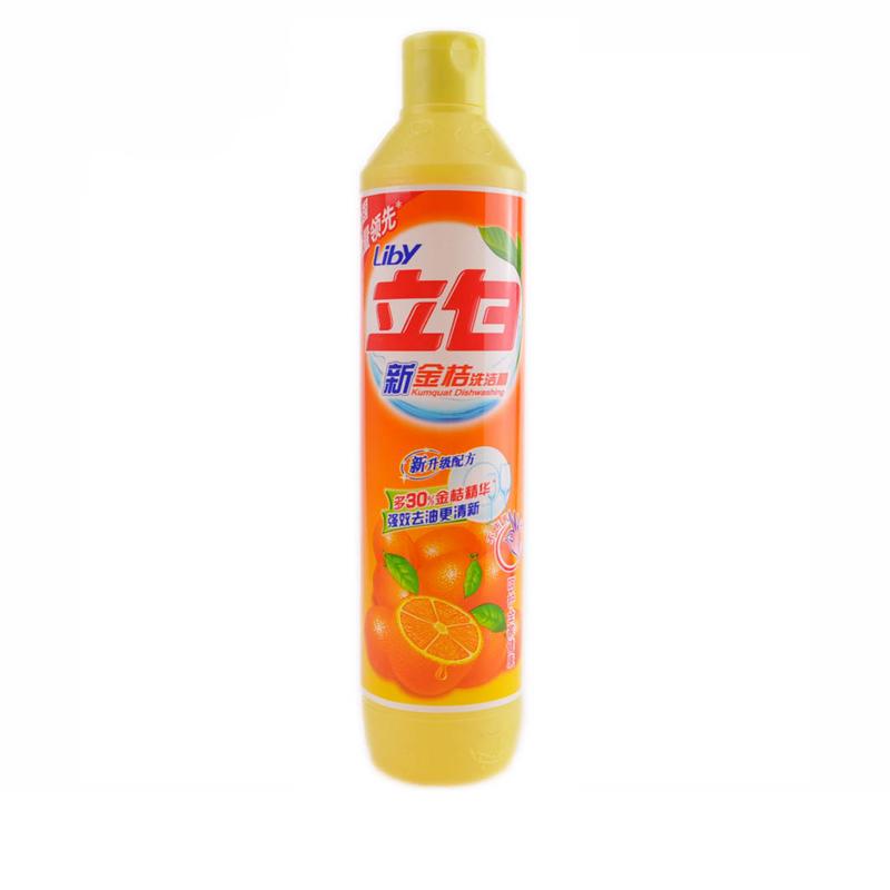 立白洗洁精一瓶(500克)