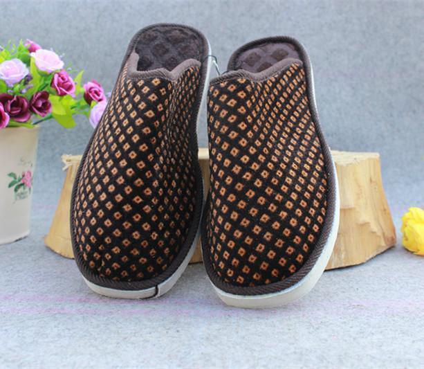 送棉拖鞋3双 均码 颜色随机 禁止使用信用卡花呗等刷单